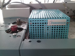 e-Trap in Agilent 6890